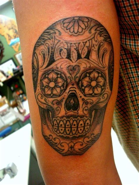 mexican skull tattoo 1000 images about mexican skull tattoos on