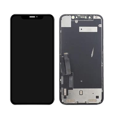 iphone xr oled soft lcd screen assembly black