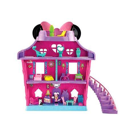 la casa di minnie casa di minnie fisher price massa giocattoli