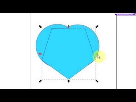 inkscape tutorial heart 17 best images about inkscape tutorials on pinterest to