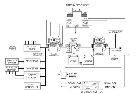 intellitec battery disconnect relay wiring diagram 50