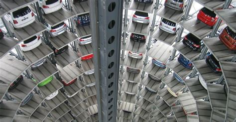 technology garage unitronics more parking in less space technology news