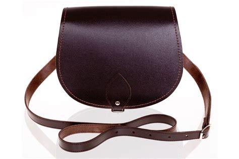 saddle bag classic brown saddle bag