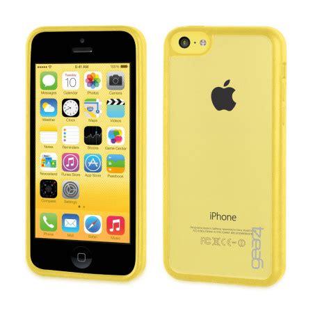 gear icebox edge case  iphone  yellow