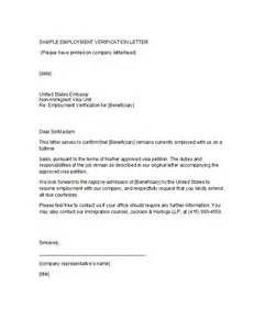 Certification Letter For Immigration Job Letter Immigration Support Letter Employment