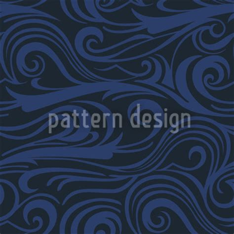 wave pattern en español brisk waves ozeania pattern design