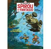 Spirou Et Fantasio Tome 55 Le Retour Du Marsupilami