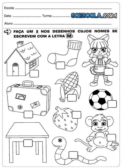 Atividades para o 2° ano de português — SÓ ESCOLA