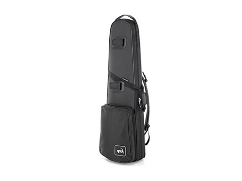 Marching Bell Tb 5 etui tenor bonna mb with city for mute black