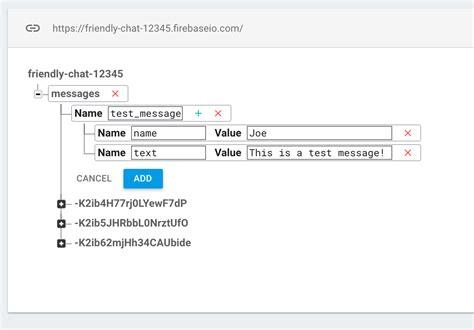 firebase chat tutorial ios firebase ios codelab objective c