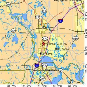 orange city florida fl population data races