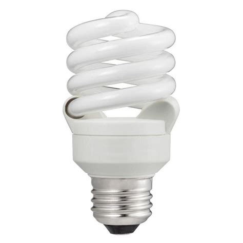 Lu Philips Spiral 5 Watt what wattage cfl light bulbs decoratingspecial