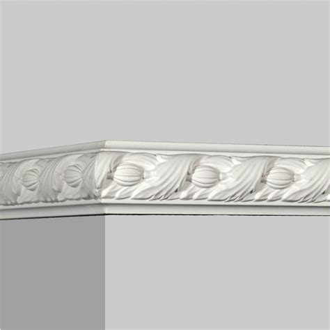 decorative chair rail molding polyurethane decorative chair rail and panel molding supplier