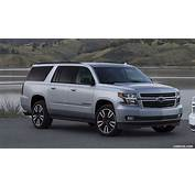 2019 Chevrolet Suburban RST Performance Package  Caricoscom