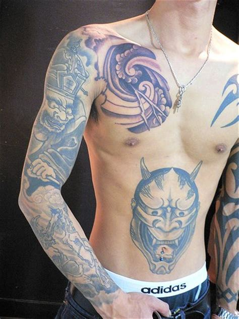 yakuza tattoo design gallery japanese tattoos
