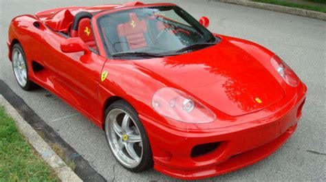 Ferrari Replica by 10 Ferrari Replicas Fast Car