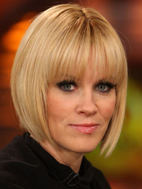 The Best (and Worst) Bangs for Heart Shaped Faces