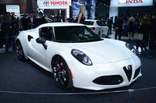 2015 alfa romeo 4c launch edition arrives this june