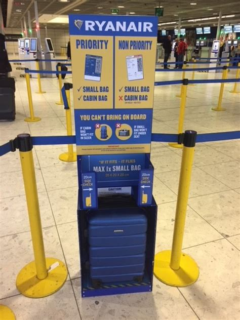 cabin bags for ryanair new cabin bag policy commences on monday 15 jan all