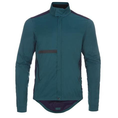 packable bike jacket paul smith 531 teal wind and shower resistant packable