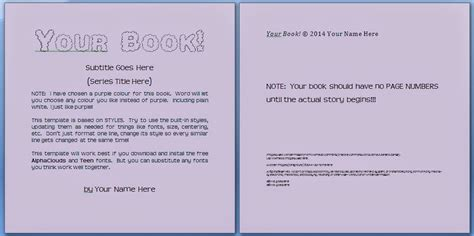 templates for writing children s books free children s book template signup write kids books