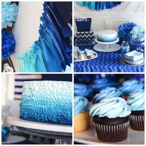 best 25 blue decorations ideas on baby