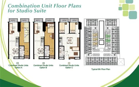 eastpoint green floor plan my sm residences