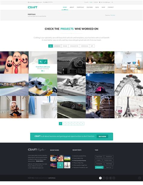 Art And Craft Website Templates Image Collections Professional Report Template Word And Craft Website Templates