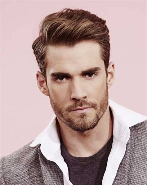 the most suitable hairstyles for boys with short and oval faces 40 popular male short hairstyles mens hairstyles 2018