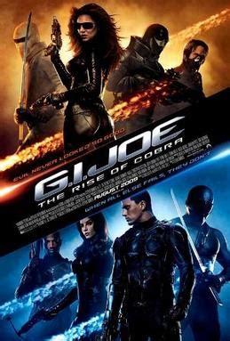 film action wiki g i joe the rise of cobra wikipedia