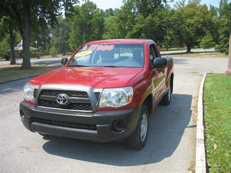 Toyota Tacoma Regular Cab 2011 Toyota Tacoma Pictures Cargurus