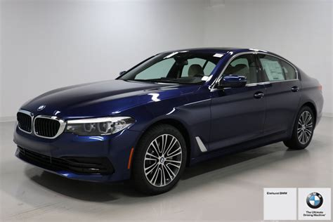 2019 Bmw 5 Series by New 2019 Bmw 5 Series 530i Xdrive 4dr Car In Elmhurst