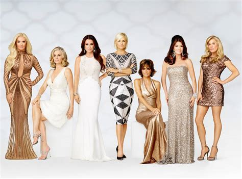 hair pics of the housewives of beverely hill inside real housewives of beverly hills reunion dramatic