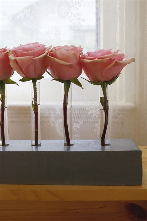 Make Your Own Vase by Make Your Own Bud Vases A Beautiful Mess