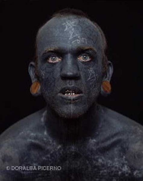 most tattooed man gudu ngiseng