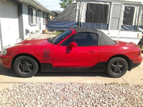 where are mazda cars built purchase used 1999 mazda miata mx 5 built supercharged