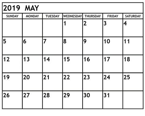 printable   calendar templates  excel