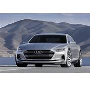 2017 Audi A7 Leans To Your Concrete Using Twin Turbo