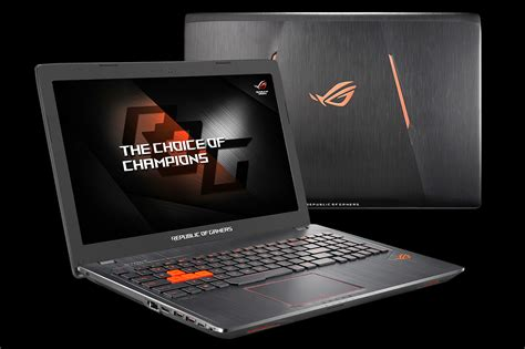 Laptop Asus Rog Strix by Asus Rog Outs Another Strix Gaming Laptop Packs A