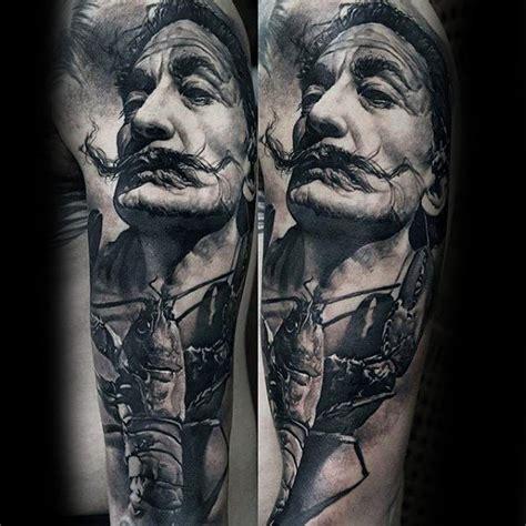 salvador dali tattoos 50 salvador dali designs for artistic ink ideas