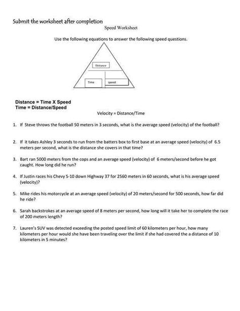Specific Heat Problems Worksheet With Answers