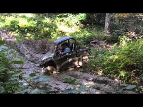 john deere gator rsx 850i in the mud defeat youtube