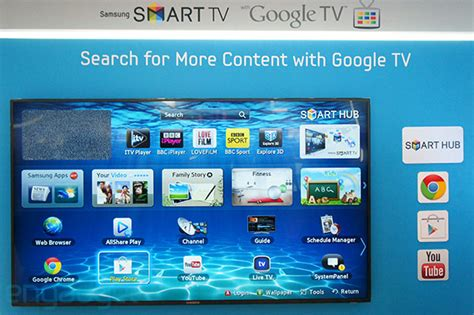 Tv Android Samsung samsung smart tvs to launch later this year with tv talkandroid