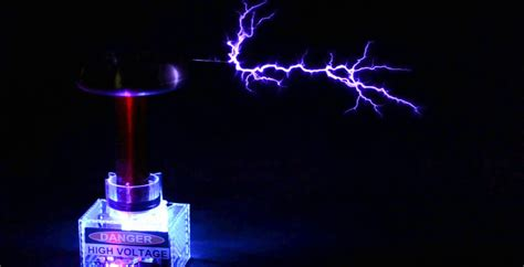 Build A Tesla Coil At Home Onetesla A Kit For Building Your Own Musical Tesla Coil