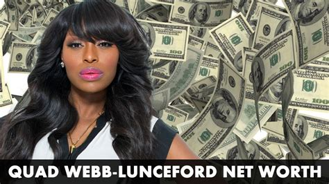 quad from married to medicine net worth quad webb lunceford net worth biography 2018 married