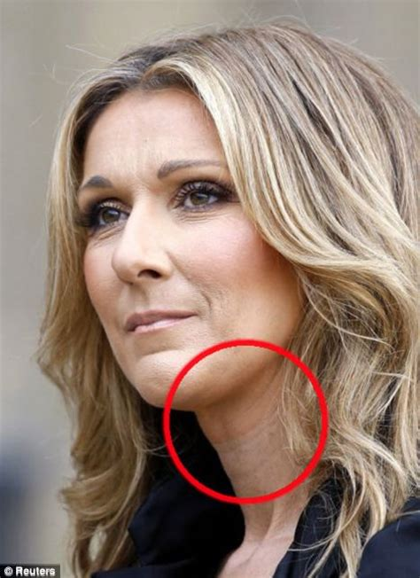 celine dion has another titanic grooming disaster as she