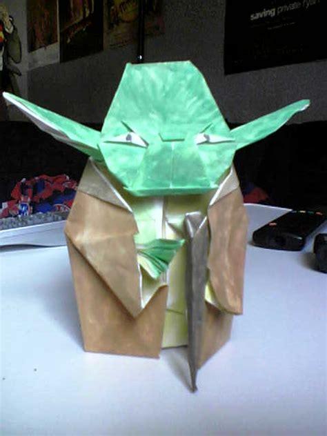 Origami Yoda Pdf - origami yoda by hikari147 on deviantart