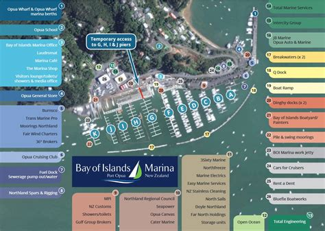 layout and design guidelines for marina berthing facilities marina facility locations bay of islands marina