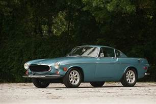 Volvo Sports Cars The Volvo P1800 Sports Car S Road To Production