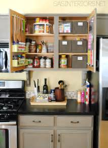 ideas for organizing kitchen cabinets kitchen organization ideas for the inside of the cabinet